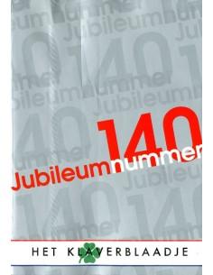 2012 ALFA ROMEO CLUB HET KLAVERBLAADJE 140 NEDERLANDS