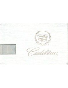 2010 CADILLAC PARIJS PERSMAP USB