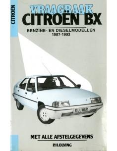 1987 - 1993 CITROEN BX VRAAGBAAK NEDERLANDS