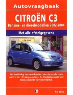 2002 - 2004 CITROEN C3 VRAAGBAAK NEDERLANDS