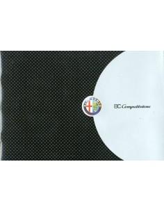 2006 ALFA ROMEO 8C COMPETIZIONE PERSMAP ENGELS