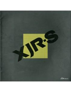1992 JAGUAR XJS-R BROCHURE ENGELS