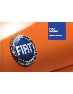 2005 FIAT DOBLO INSTRUCTIEBOEKJE NEDERLANDS