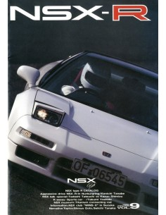 1992 HONDA NSX PERS BROCHURE JAPANS
