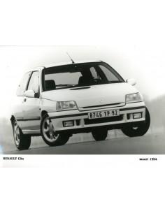 1994 RENAULT CLIO PERSFOTO