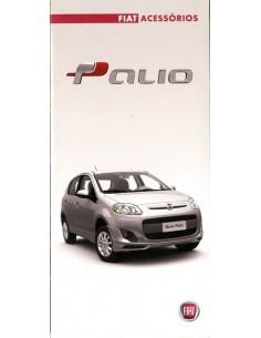 2011 FIAT PALIO ACCESSOIRES BROCHURE BRAZILIAANS