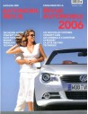 2006 AUTOMOBIL REVUE YEARBOOK GERMAN FRENCH