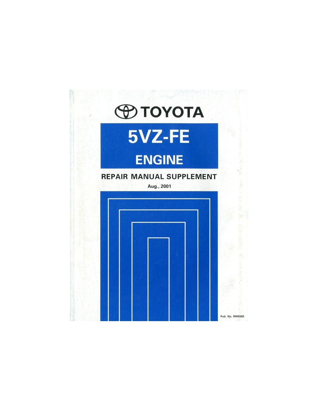 2001 toyota land cruiser prado 5vz fe engine repair manual rh autolit eu