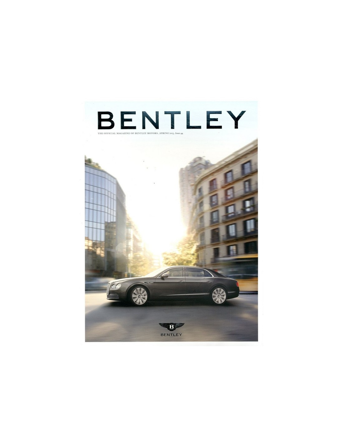 en magazine spring subscription bentley