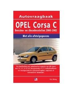 2000 - 2002 OPEL CORSA C VRAAGBAAK NEDERLANDS