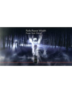 2013 ROLLS ROYCE WRAITH BROCHURE ENGELS