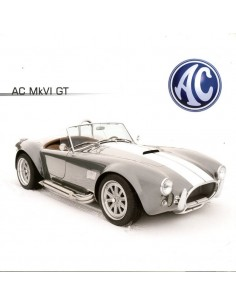 2012 AC MKVI GT BROCHURE ENGELS