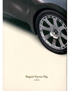 2008 BUGATTI VEYRON FGB PAR HERMES PERSMAP + CD
