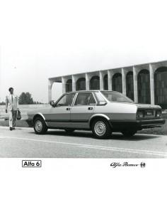 1983 ALFA ROMEO 6 PERSFOTO