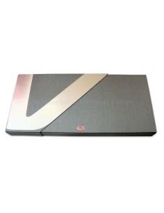 2012 BUGATTI EB 16.4 VEYRON GRAND SPORT VITESSE KLANTEN BROCHURE VIP BOX