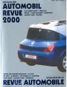 2000 AUTOMOBIL REVUE JAARBOEK DUITS FRANS