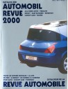 2000 AUTOMOBIL REVUE YEARBOOK GERMAN FRENCH
