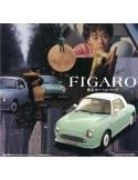 1991 NISSAN FIGARO BROCHURE JAPANS