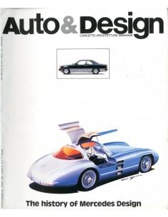 1987 AUTO & DESIGN MAGAZINE ITALIAANS & ENGELS 42