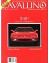 1989 FERRARI CAVALLINO MAGAZINE USA 54
