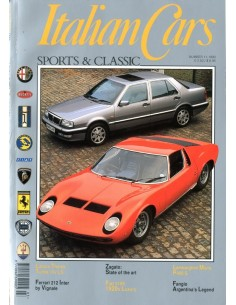 1993 ITALIAN CARS SPORTS & CLASSIC MAGAZINE ENGELS 11