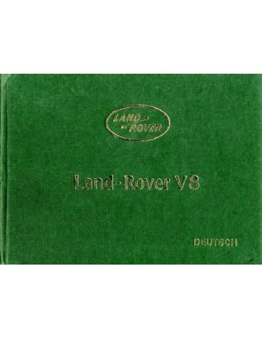 land rover v8 manual daily instruction manual guides u2022 rh testingwordpress co Land Rover Lights Land Rover Defender 110
