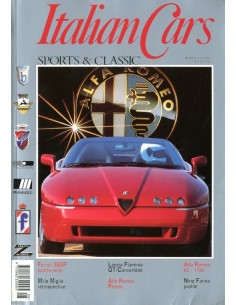 1991 ITALIAN CARS SPORTS & CLASSIC MAGAZINE ENGELS 6