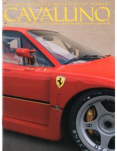 1993/1994 FERRARI CAVALLINO MAGAZINE USA 78
