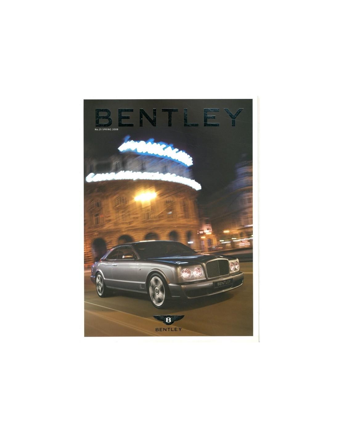 motor motors sport cars bentley article magazine april archive subscription alarmed when ac