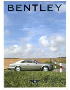 2009 BENTLEY MAGAZINE SUMMER 30