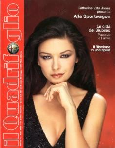 2000 ALFA ROMEO IL QUADRIFOGLIO MAGAZINE 71 ITALIAANS