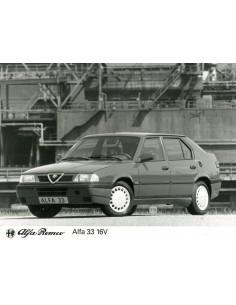 1990 ALFA ROMEO 33 16V PERSFOTO