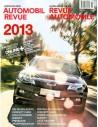 2013 AUTOMOBIL REVUE JAARBOEK DUITS FRANS