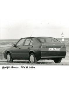 1990 ALFA ROMEO 33 1.4 I.E. PERSFOTO