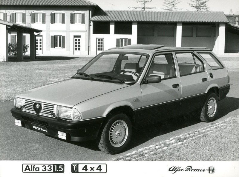 1984 alfa romeo 33 1 5 4x4 press photo. Black Bedroom Furniture Sets. Home Design Ideas