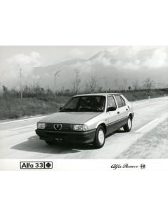 1983 ALFA ROMEO 33 QV PERSFOTO