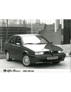 1993 ALFA ROMEO 155 Q4 PERSFOTO