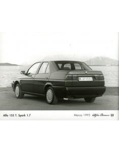 1993 ALFA ROMEO 155 TWIN SPARK 1.7 PERSFOTO