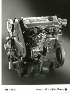 1993 ALFA ROMEO 155 TD PERSFOTO