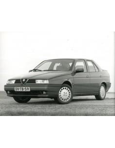 1993 ALFA ROMEO 155 PERSFOTO
