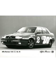1992 ALFA ROMEO 155 Q4 GR. N PERSFOTO