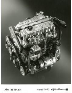1993 ALFA ROMEO 155 TD 2.5 PERSFOTO