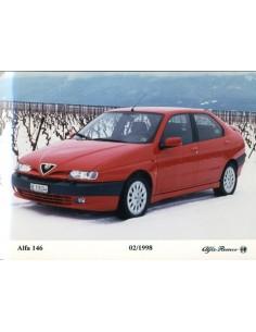 1998 ALFA ROMEO 146 PERSFOTO
