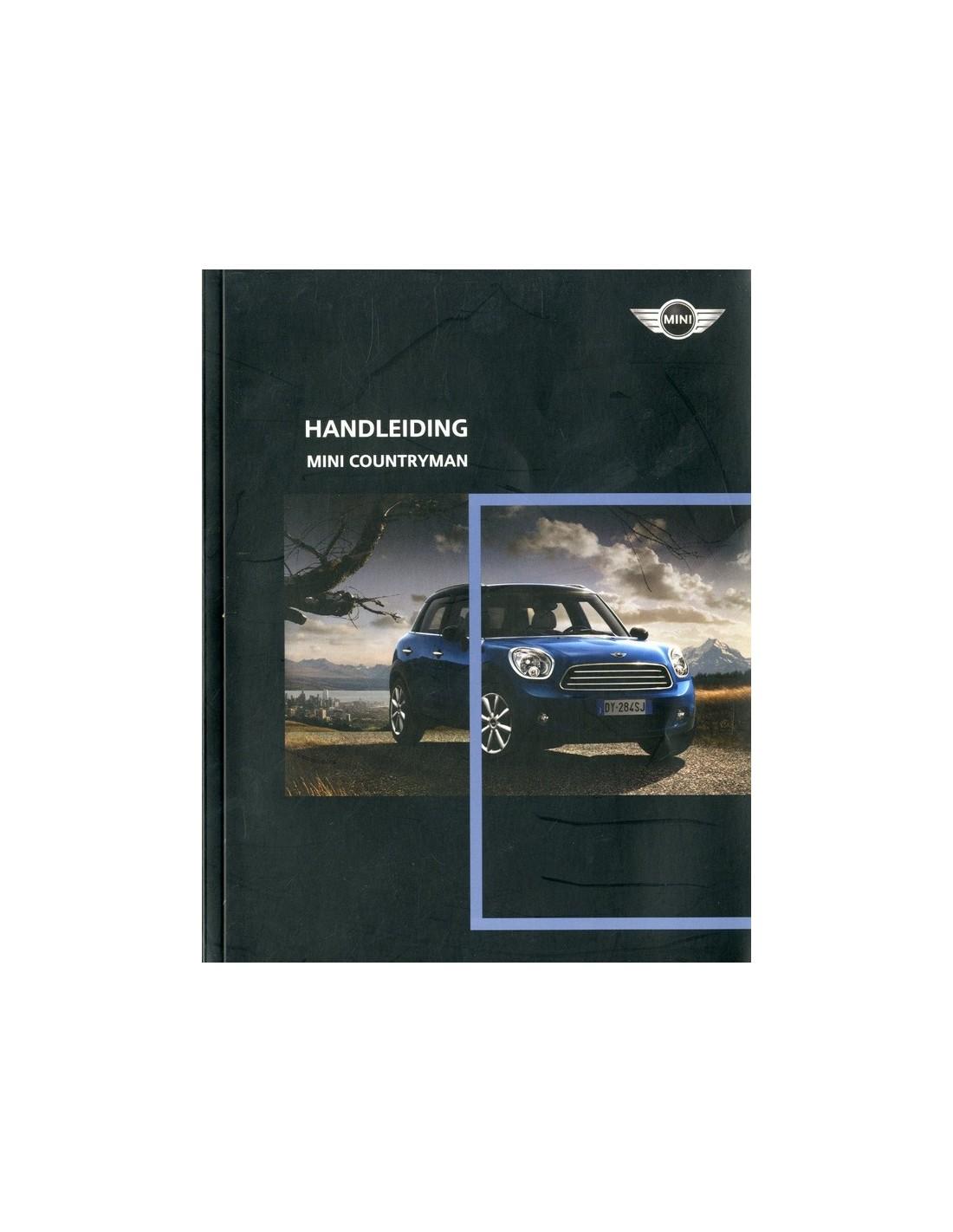 2010 mini countryman owner s manual dutch rh autolit eu 2010 mini cooper clubman owners manual 2010 mini owners manual pdf