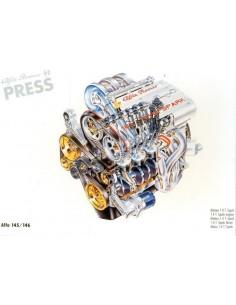 1996 ALFA ROMEO 145/146 16V TWIN SPARK PERSFOTO