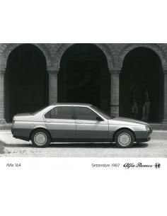 1987 ALFA ROMEO 164 PERSFOTO