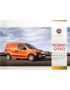 2011 FIAT FIORINO QUBO BROCHURE SPAANS