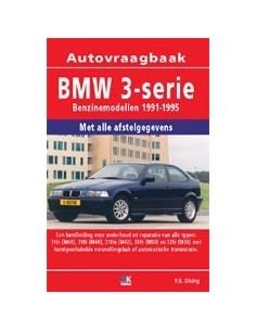 1991 - 1995 BMW 3 SERIE BENZINE / DIESEL VRAAGBAAK NEDERLANDS