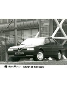 1993 ALFA ROMEO 164 2.0 TWIN SPARK PRESS PHOTO