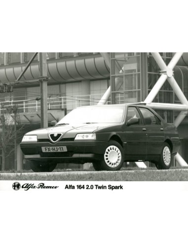 1993 ALFA ROMEO 164 2.0 TWIN SPARK PERSFOTO